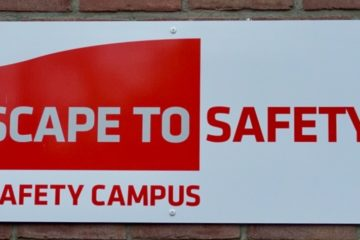 scape to safety